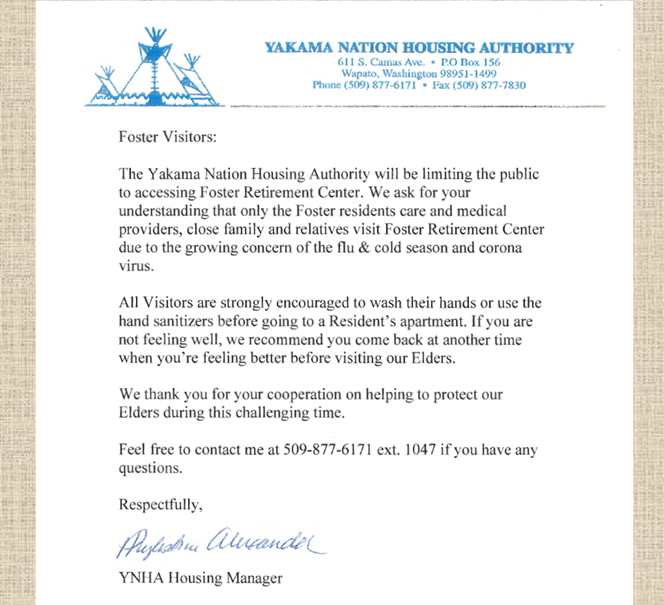 Yakama Nation Housing Authority